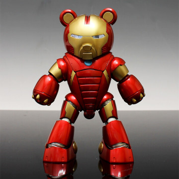Bearvengers Series no.1 IRON-BEAR 鋼鐵熊