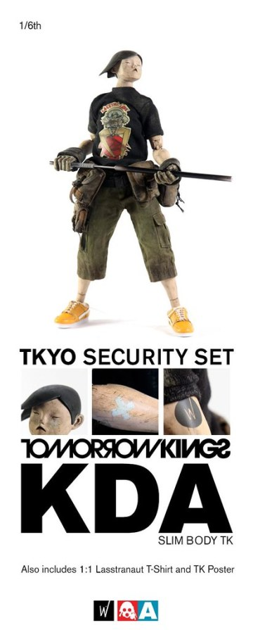 threeA - KDA Bodyguard of TKYO