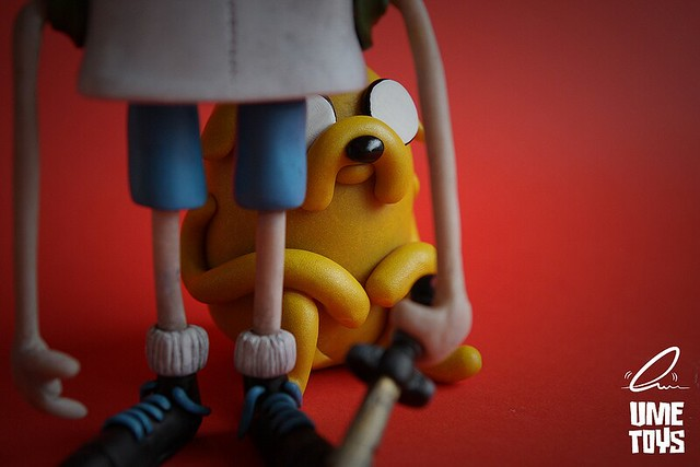 Ume Toys It's time for adventure 探險活寶創作