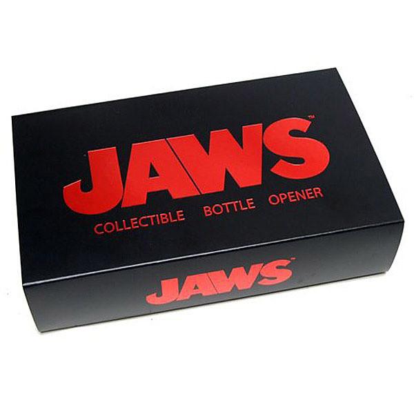 老派影迷的經典蒐藏「大白鯊」造型開瓶器
