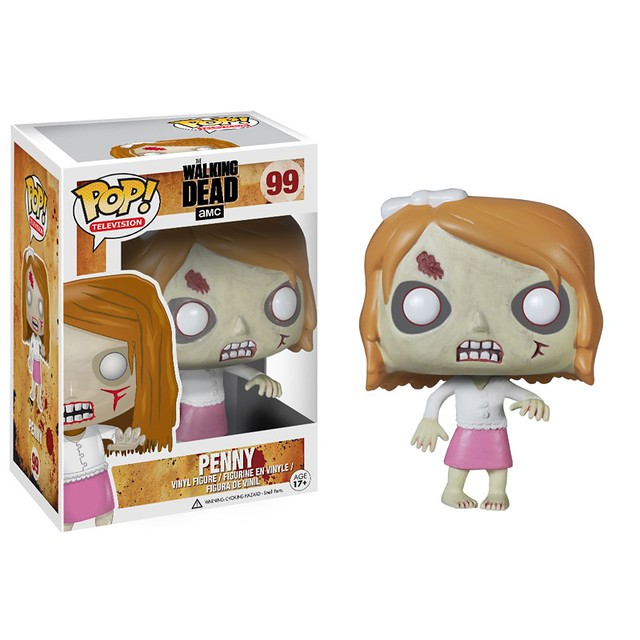 FUNKO POP! Television 系列【陰屍路】The Walking Dead 第四彈