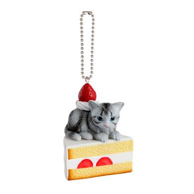 美味再升級!「貓」主題咖啡館療鬱吊飾第2彈!
