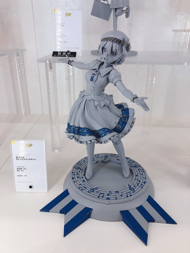 【WF2019夏】WONDERFUL HOBBY LIFE FOR YOU!!30(GoodSmile Company、Maxfactory...企業聯合攤位)新作情報:下(比例模型篇)