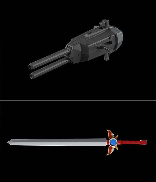 GSC 《勇者傳說》完全變形合體『THE合體 雷霆達鋼號(達‧鋼X)』