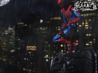 【玩具人。五百米。投稿】Figma 蜘蛛人 開箱報告