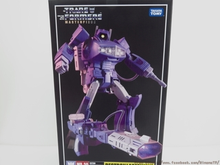 【玩具人馬馬投稿】MP-29 變形金剛 震波 Shockwave / Destron Laserwave