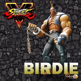 【玩具人。寇迪何。投稿】SOTA Street Fighter – Birdie 分享
