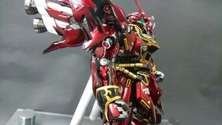 HG SINANJU Heavily armed 完全詳細改造歷程