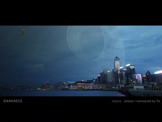 In the far far away of the Galaxy ... there is a place called Hong Kong.