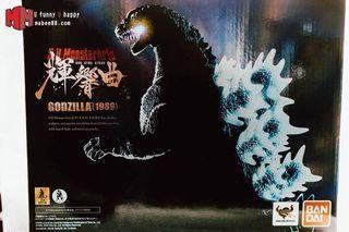 聲光、造型、可動一次滿足!S.H.MonsterArts 輝響曲 1989 哥吉拉