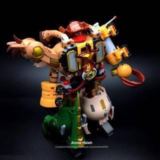 【玩具人。Annie Hsieh。投稿】玩具總動員迷 不能錯過的超合金大作戰 開箱分享
