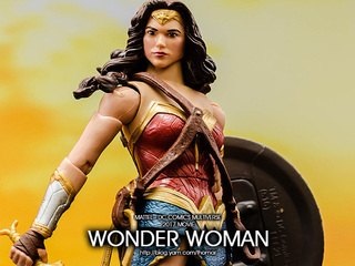 玩具心得:MATTEL DC COMICS MULTIVERSE 2017 MOVIE WONDER WOMAN 神力女超人
