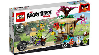 LEGO® 75821~75826【憤怒鳥玩電影】The Angry Birds Movie