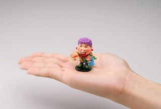 將大阪的精髓,凝縮成轉蛋玩具!海洋堂「玩偶土產」系列,將推出「大阪」主題!