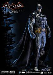 Prime 1 Studio 阿卡漢騎士【蝙蝠俠】Batman Arkham Knight 1/3 比例超巨大全身雕像