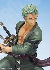 Figuarts ZERO 《海賊王》羅羅亞·索隆 -5th Anniversary Edition-