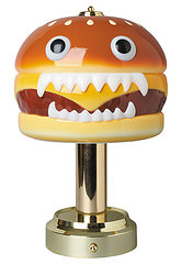 復刻的「夢幻逸品」UNDERCOVER 漢堡檯燈