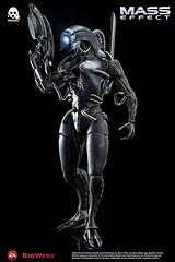 threezero 質量效應3 【Legion】Mass Effect 3 1/6 比例人偶作品