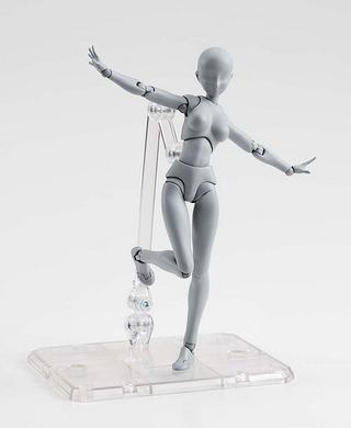 S.H.Figuarts 灰色女性素體 DX版本!