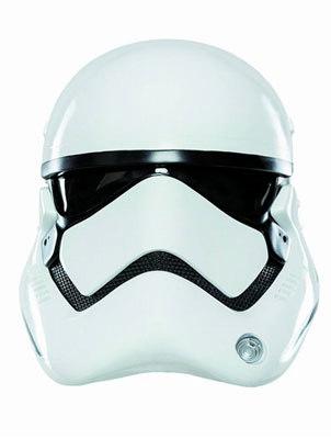 ANOVOS《星際大戰:原力覺醒》 First Order Stormtrooper 1:1 頭盔收藏!